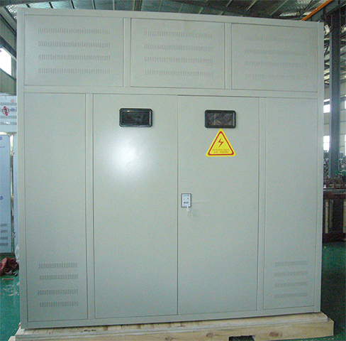 12_pulses_dry_transformer_delivery_photo