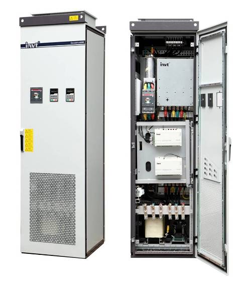 INVT GD800 VARIABLE SPEED DRIVES