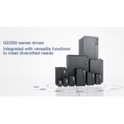 INVT GD350 High Performance Inverter