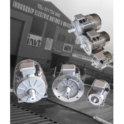 WEM LOW VOLTAGE ALUMINIUM MOTORS