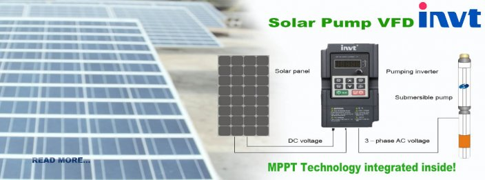 INVT Solar Pump PV Inverter